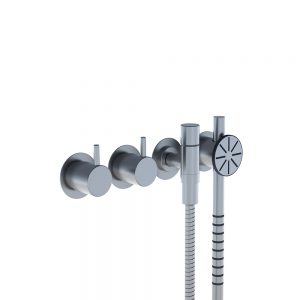 Vola 671S Bath/Shower Mixer