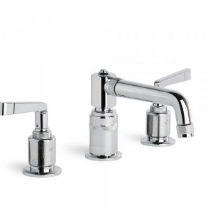 Industrica Lever Basin Set