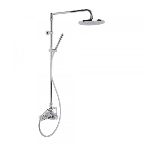 Industrica Exposed Shower Set + Handshower