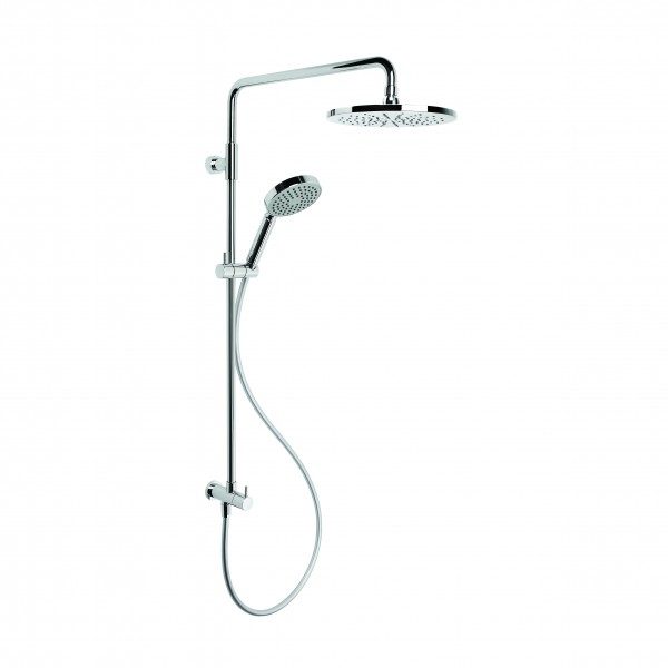 City Plus Exposed Shower + Handshower