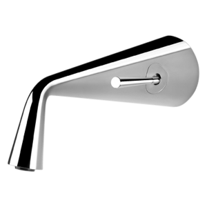 Cono Wall Mixer w/ Spout