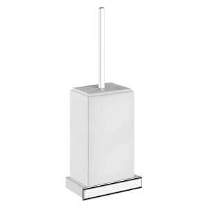 Eleganza Wall Mount Toilet Brush Holder