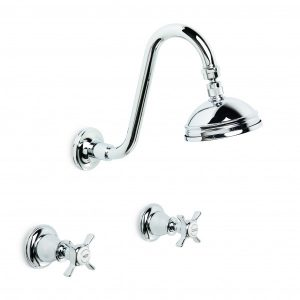 Neu England 100mm Shower Set