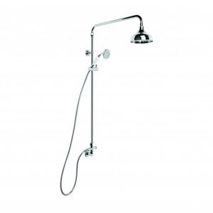 Neu England Exposed Shower w/ Handshower