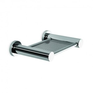 City Plus Metal Soap Dish