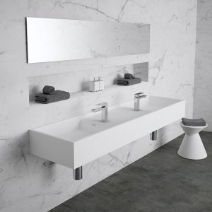 CDesign 1620 Double Basin