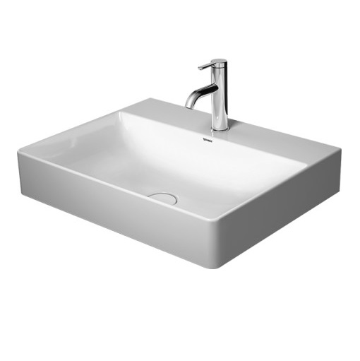 Durasquare 600 Wall Basin