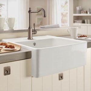 Butler Single Bowl Sink 600
