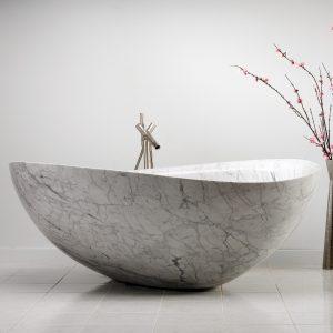 Atollo Marble Bath