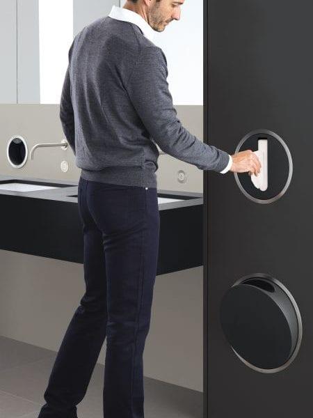 Vola RS2 Build-In Tissue Dispenser