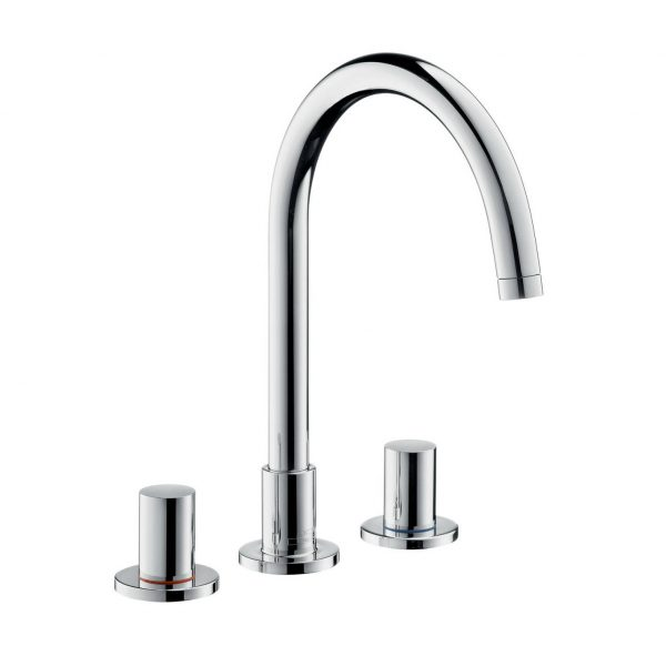 Axor Uno2 Basin Set