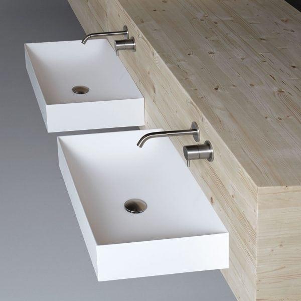 Stratos 2 Bench/Wall Basin