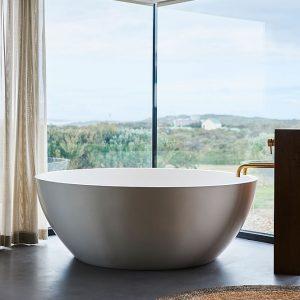 Lunar Round Bath 1530