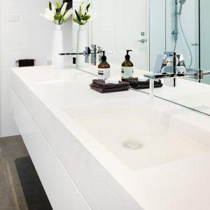 Sublime Pastille Vanity Basin- Double
