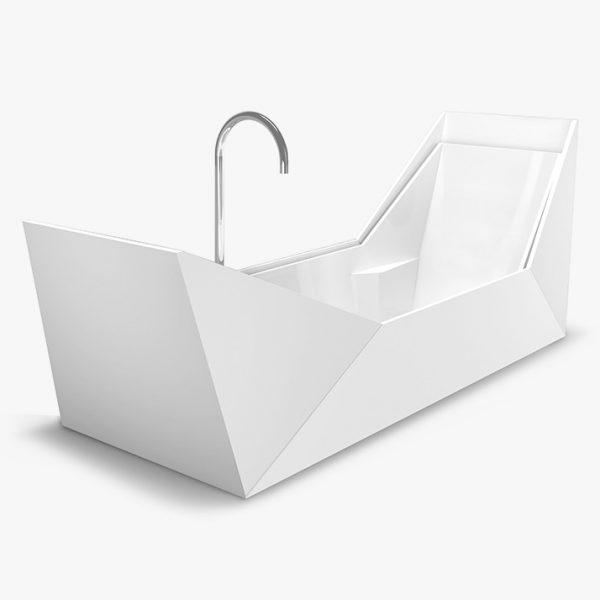 Sampan Double Bath