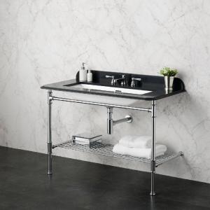Metallo 113 Quartz Washstand Basin