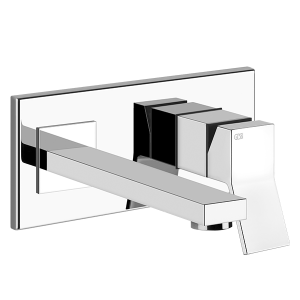 Rettangolo K Wall Basin Mixer