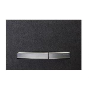 Sigma50 Flush Button- Slate