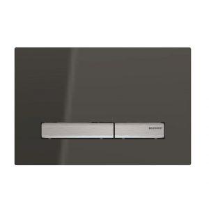 Sigma50 Flush Button- Smoked Reflective