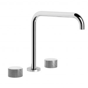 Halo X Kitchen Set, Square Spout